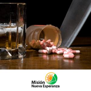 Clínica de rehabilitación para alcohólicos